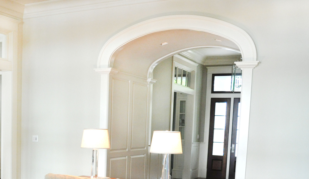Arched Openings Toronto Elite Moulding 416 245 1115