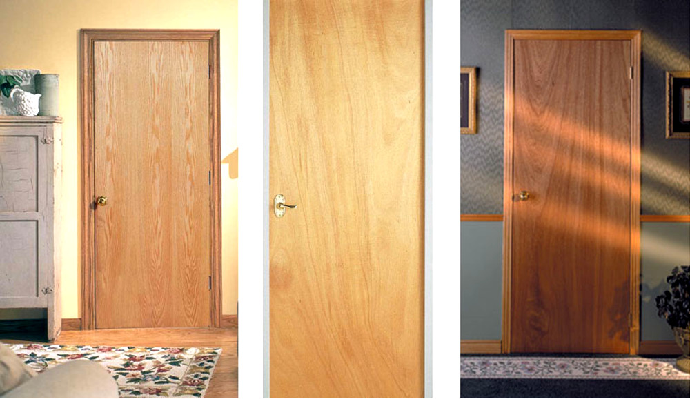 Masonite interior doors toronto elite moulding for Flush solid core wood interior doors